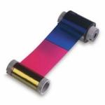 Полноцветный с дополнительной чёрной панелью для печати оборотной стороны карты на 210 оттисков. Nisca YMCKOK2