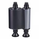 Nisca Чёрный монохромный, оверлей на 250 оттисков. Nisca Black Resin & Clear Panel)